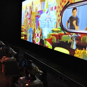 3 of 4: Innoventions - The food challenge game room