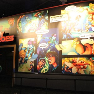 1 of 4: Innoventions - Habit Heroes entrance
