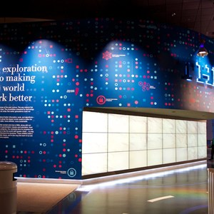 1 of 16: Innoventions - IBM THINK exhibit at Epcot  Innoventions - main entrance