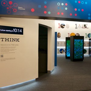 5 of 16: Innoventions - IBM THINK exhibit at Epcot  Innoventions