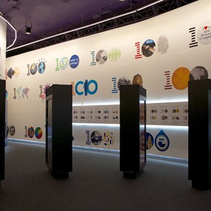 11 of 16: Innoventions - IBM THINK exhibit at Epcot  Innoventions