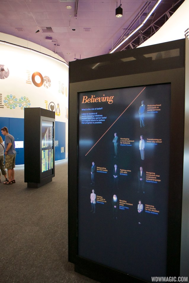 Innoventions - IBM THINK exhibit at Epcot  Innoventions