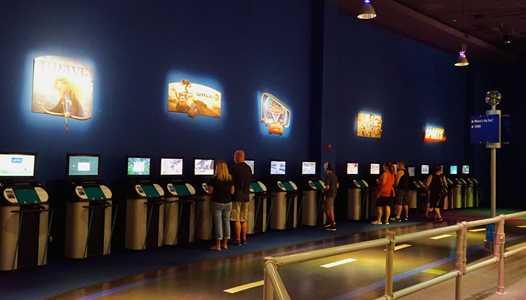 Changes to PhotoPass at the Innoventions Disney Visa meet and greet
