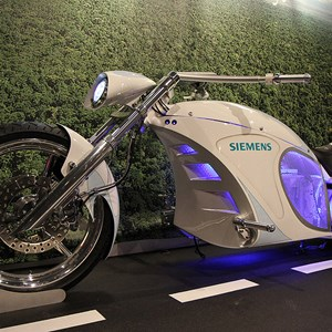 1 of 2: Innoventions - Siemens Smart Chopper by Orange County Choppers