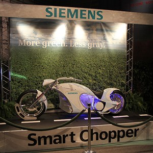 2 of 2: Innoventions - Siemens Smart Chopper by Orange County Choppers