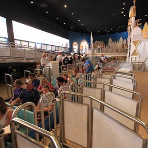 8 of 10: it's a small world - New air gates at the loading dock