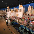 it's a small world - An overview of the loading area
