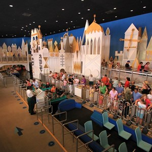 10 of 10: it's a small world - An overview of the loading area