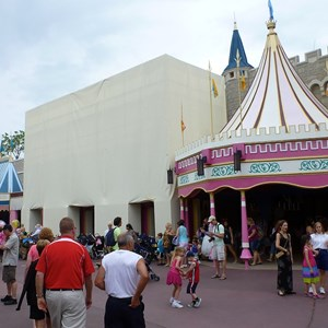 1 of 1: it's a small world - Exterior refurbishment