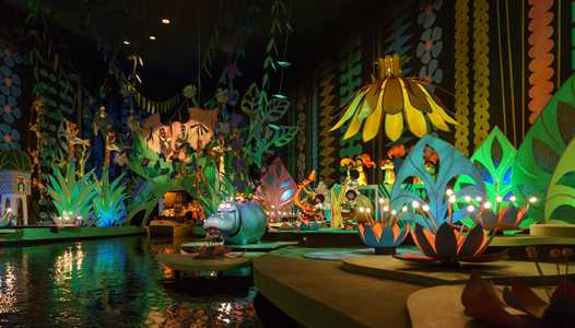 'it's a small world' closing for refurbishment this summer