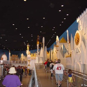 27 of 30: it's a small world - Small World reopens after extensive refurbishment