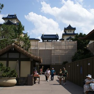 1 of 3: Japan (Pavilion) - Exterior refurbishments