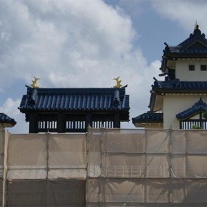 2 of 3: Japan (Pavilion) - Exterior refurbishments