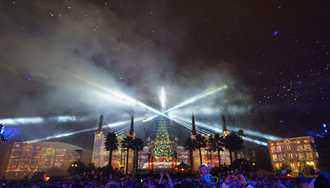 Jingle Bell, Jingle BAM! to return to Disney's Hollywood Studios for the 2017 holiday season