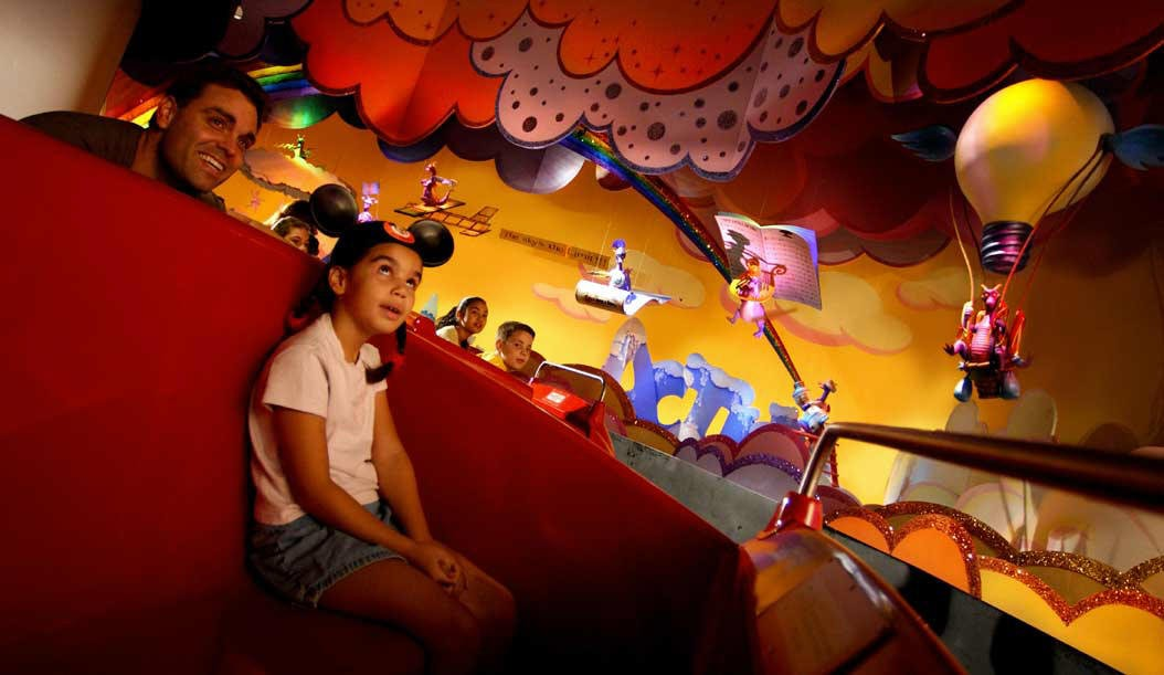 Journey into Imagination with Figment New Animal Discovered 2014