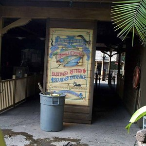 1 of 3: Jungle Cruise - Jungle Cruise refurbishment