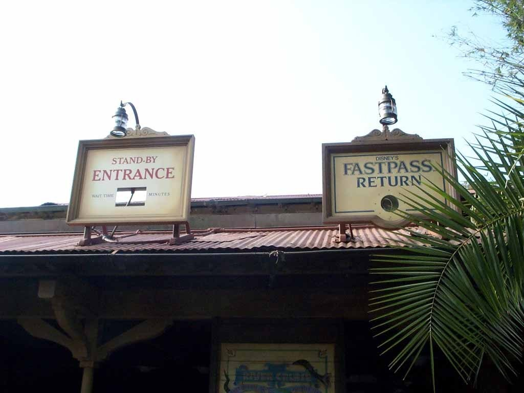 Jungle Cruise refurbishment