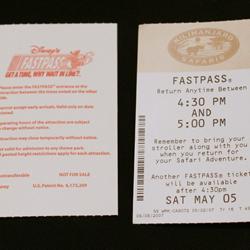 New Kilimanjaro FASTPASS tickets