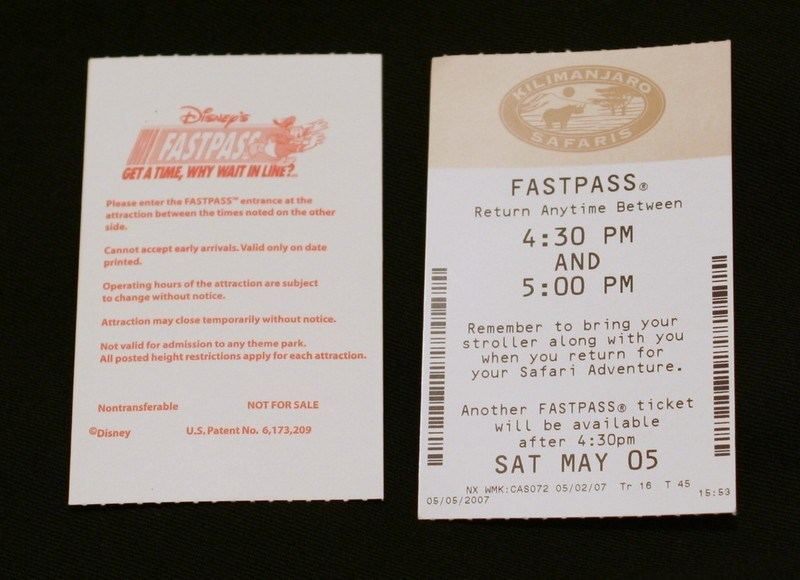 New Kilimanjaro FASTPASS tickets