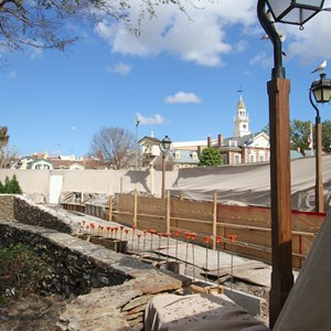 1 of 4: Liberty Square - Liberty Square walkway expansion