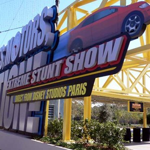1 of 3: Lights, Motors, Action! Extreme Stunt Show - Lights, Motors, Action construction