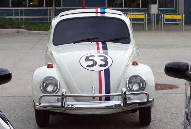 Lights, Motors, Action cars on display
