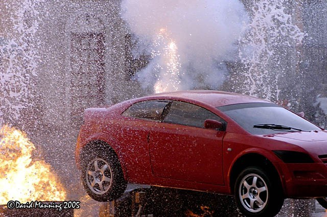 Lights, Motors, Action preview show photos