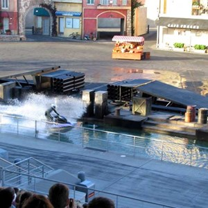 1 of 3: Lights, Motors, Action! Extreme Stunt Show - Jetskis make appearance in the show