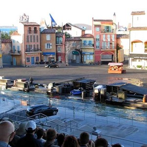 3 of 3: Lights, Motors, Action! Extreme Stunt Show - Jetskis make appearance in the show