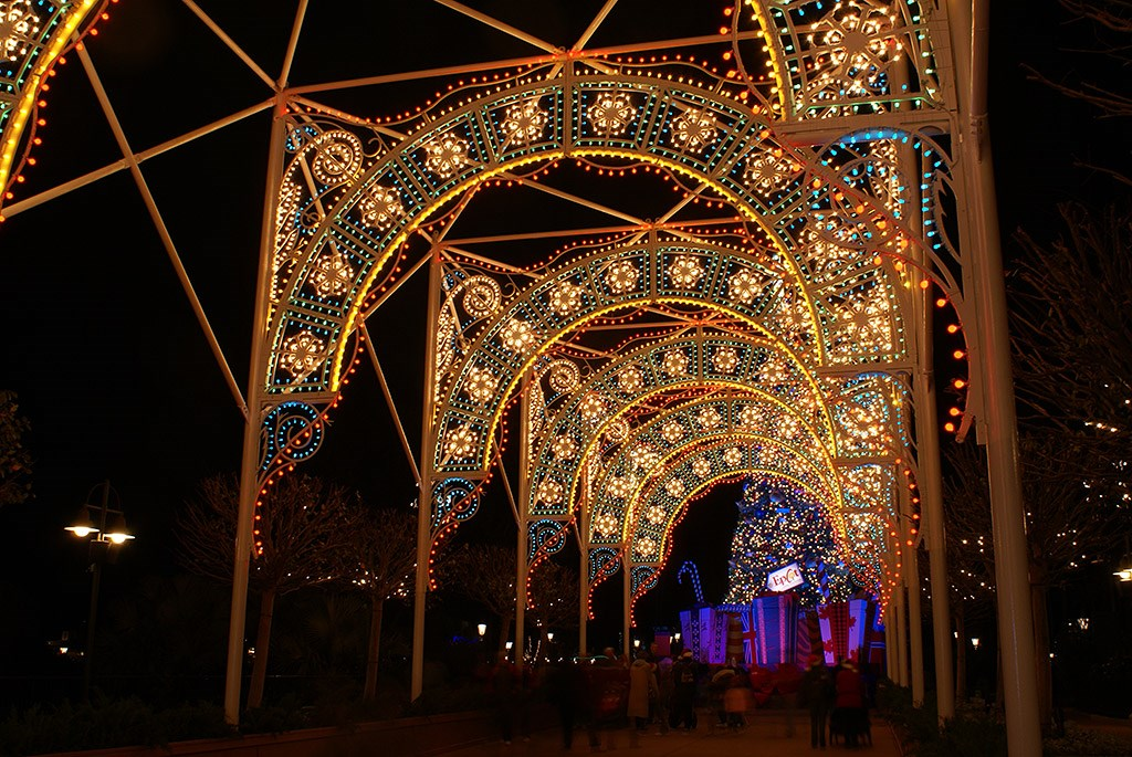 Lights of Winter display 2007