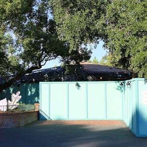 1 of 3: Mad Tea Party - Refurbishment roof work