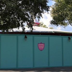 1 of 3: Mad Tea Party - Roof refurbishment