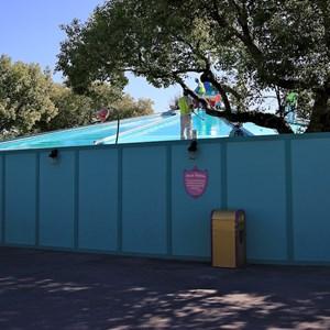 3 of 4: Mad Tea Party - Roof refurbishment