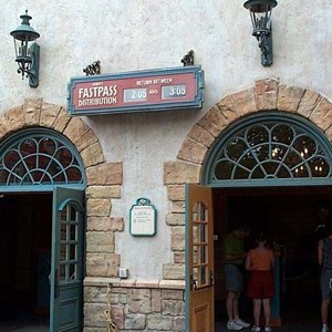 2 of 4: Maelstrom - FASTPASS opens