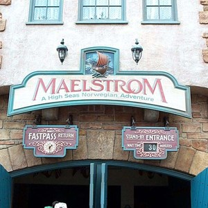 3 of 4: Maelstrom - FASTPASS opens