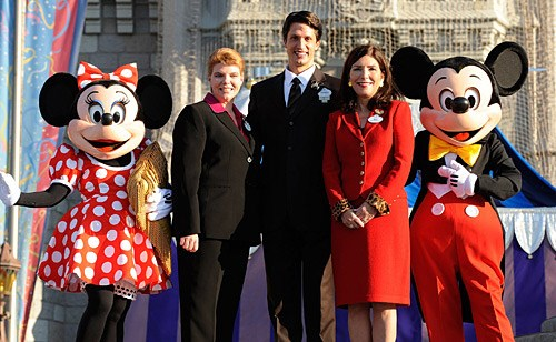 2011 - 2012 Walt Disney World Ambassadors