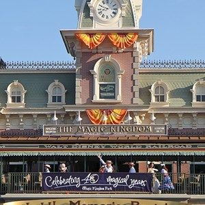 3 of 12: Magic Kingdom - Celebrating 40 Magic Years
