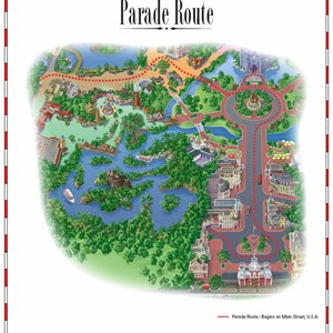 2 of 2: Magic Kingdom - New Times Guide format