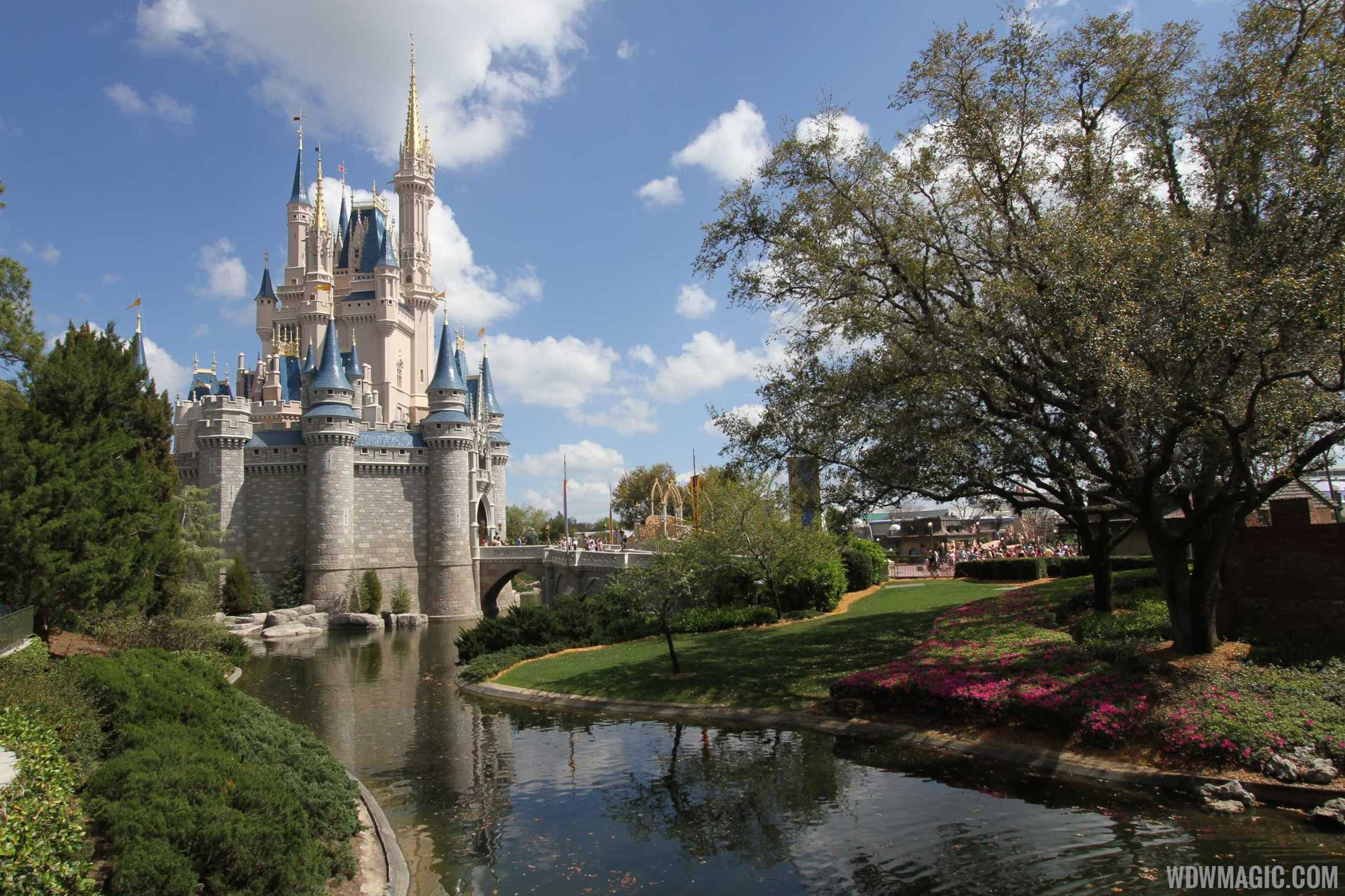 Magic Kingdom is valued at $437 million dollars