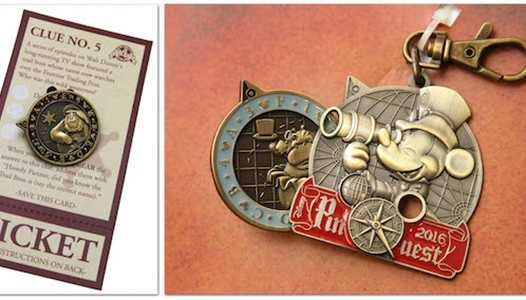 Disney expands Pin Trading into new PinQuest scavenger hunt