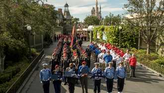 Walt Disney World Resort honors the Centennial of the United States Army 82nd Airborne Division