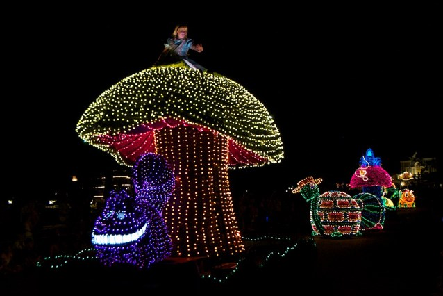 Main Street Electrical Parade