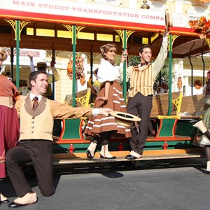 8 of 8: Main Street Trolley Show - Main Street Trolley Show fall edition