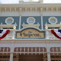 Main Street U.S.A facade refurbishments compelte
