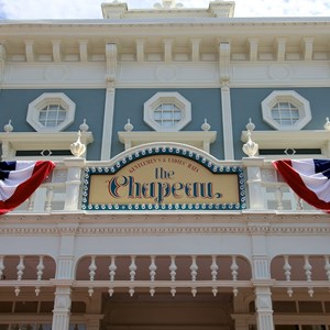 4 of 11: Main Street, U.S.A. - Main Street U.S.A facade refurbishments compelte