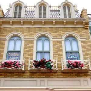 9 of 11: Main Street, U.S.A. - Main Street U.S.A facade refurbishments compelte