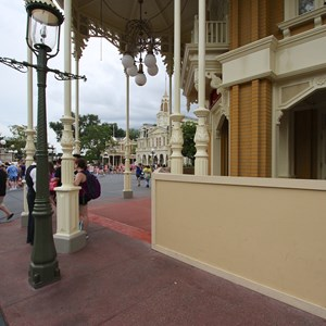 4 of 5: Main Street, U.S.A. - Main Street U.S.A concrete replacement