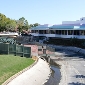 5 of 11: Main Street, U.S.A. - Magic Kingdom hub redevelopment construction