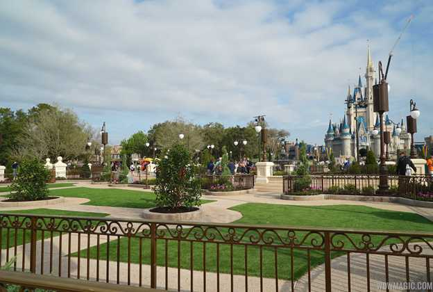 Main Street Plaza Gardens walk-through