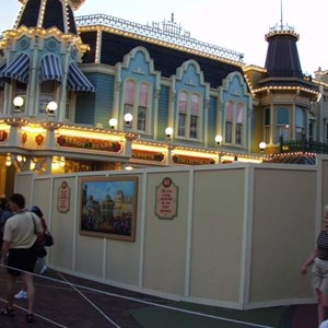 1 of 2: Main Street, U.S.A. - New look Mainstreet Emporium